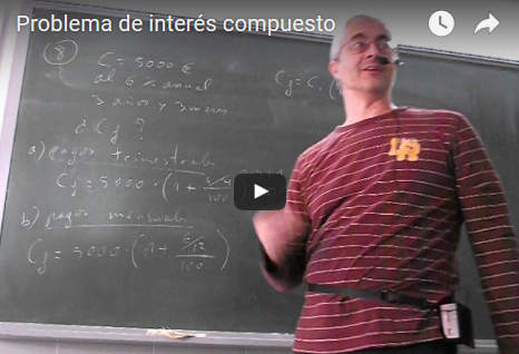 interes compuesto video